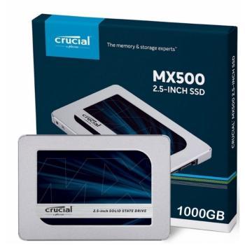 UNIDAD SSD CRUCIAL M.2 MX500 2280 250GB 560/510MB/S  CT250MX500SSD4