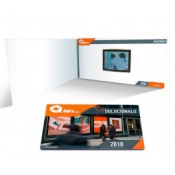 VIDEOCATALOGO QIAN 4GB/6BOTONES/ CARTA, CARGA PROGRA (SSTVB03)