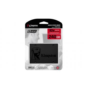 UNIDAD SSD KINGSTON 240GB SATA 3 2.5