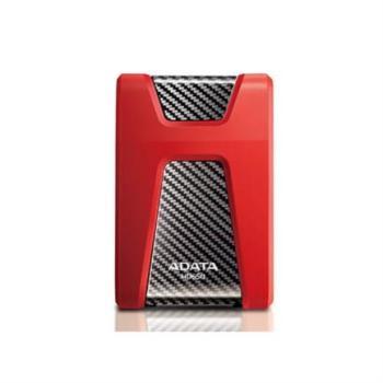 DISCO DURO ADATA 2TB HD650 ROJO GOMA 3.1