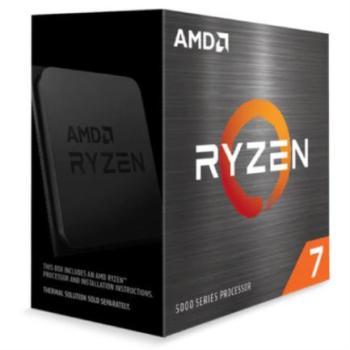 Procesador AMD Ryzen 7 5800X 3.8GHz/4.7GHz Caché 32MB 105W SOC AM4 8 Núcleos