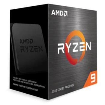 Procesador AMD Ryzen 9 5900X 3.7GHz/4.8GHz Caché 64MB 105W SOC AM4 12 Núcleos
