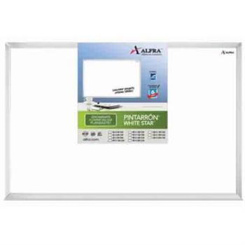 PINTARRON ALFRA BCO.WHITE STAR 90X150 CMS