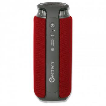BOCINA GETTTECH SOUNDCUP BEAT BT4.2/USB/3.5/NFC/IPX4 RED (GBS-31504R)