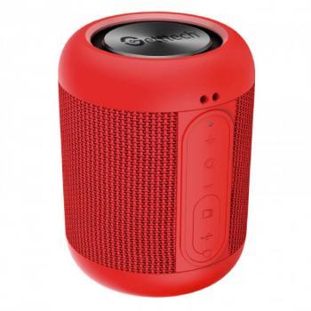 BOCINA GETTTECH LOUD BT 4.2/MICROSD RED (GAL-31502R)