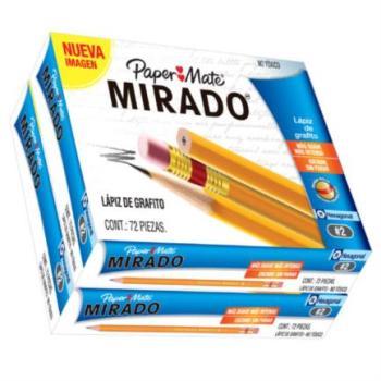 LAPIZ BEROL MIRADO 2 C/144