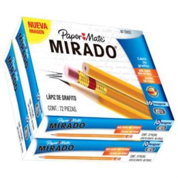 LAPIZ BEROL MIRADO 2 1/2 C/144