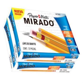 LAPIZ BEROL MIRADO 3 C/144
