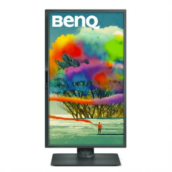 Monitor BenQ Diseño Industrial (CAD/CAM) PD3200Q Ergonómico Resolución 2K HDMI/Display Port/Audifonos/USB 3(4)