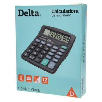 Calculadora Barrilito Delta Escritorio 12 Dígitos