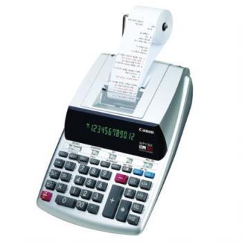 Calculadora Canon MP11DXII 12 Dígitos con Impresora