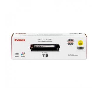 Tóner Canon 116 Color Amarillo