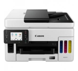 Multifuncional Canon Maxify GX6010 3 en 1 Color Tinta Continua