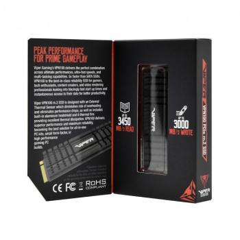 UNIDAD SSD M.2 PATRIOT VIPER VPN100 1TB VPN100-1TBM28H
