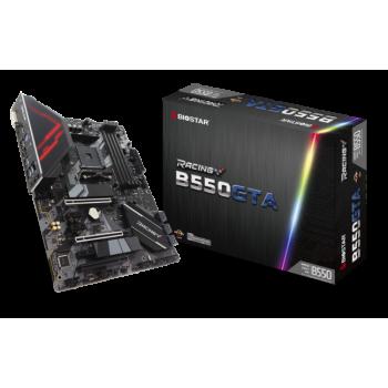 TARJETA MADRE BIOSTAR B550GTA DDR4 HDMI M.2 PCIe SOC AM4 3rd AMD RYZEN