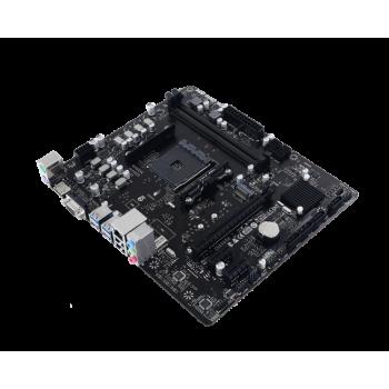 TARJETA MADRE BIOSTAR B550MH DDR4 HDMI M.2 PCIe SOC AM4 3rd AMD RYZEN