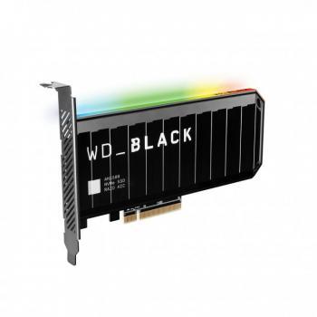 UNIDAD SSD WD AN1500 2TB WDS200T1X0L BLACK RGB PCIE NVME