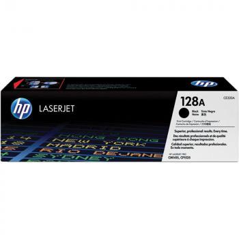 TONER HP 128A NEGRO PARA CM1415fnw MFP/CP1525nw/CM1415fn (CE320A)