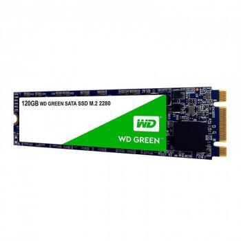 UNIDAD SSD M.2 WD WDS120G2G0B 120GB GREEN SATA III
