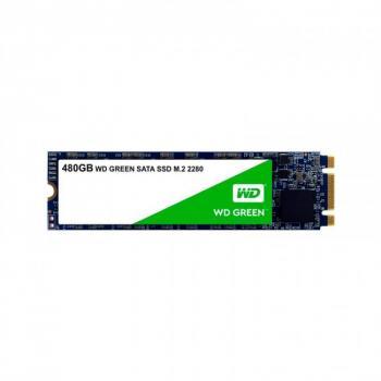 UNIDAD SSD M.2 WD WDS480G2G0B 480GB GREEN SATA III