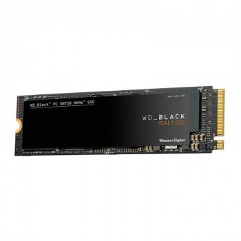 UNIDAD SSD M.2 WD NS750 3D (WDS250G3X0C) 250GB BLACK PCIE NVME