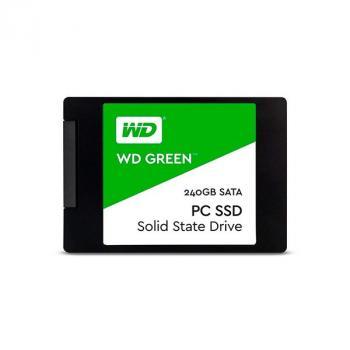 UNIDAD SSD WD WDS120G2G0A 120GB GREEN 2.5? SATA