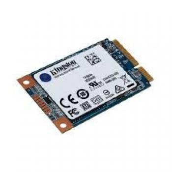 UNIDAD SSD KINGSTON 120GB SUV500MS Msata(SUV500MS/120GB)