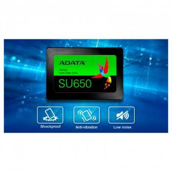 UNIDAD SSD ADATA SU650 1.92T SATA III 2.5