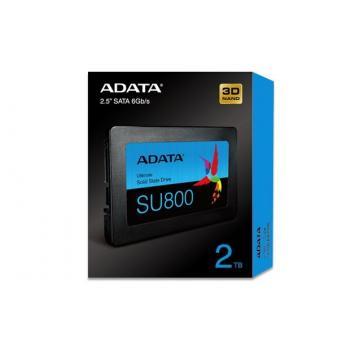 UNIDAD SSD ADATA SU800 ULTIMATE 2TB SATA III 2.5