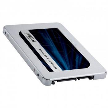 UNIDAD SSD CRUCIAL MX500,250GB,SATA3,2.5