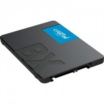 UNIDAD SSD CRUCIAL BX500,480GB,SATA3,2.5