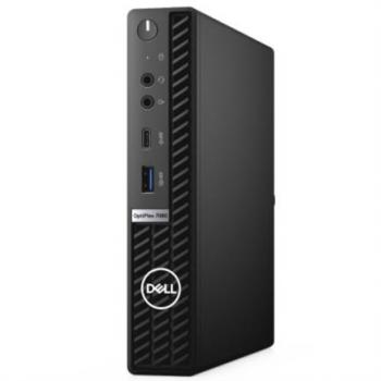 Desktop Dell Optiplex 7080 MFF Intel Core i5 10500T Disco duro 1 TB Ram 8 GB Windows 10 Pro