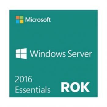 Licencia Windows Server 2019 Essentials Ed 2SKT Rok Dell