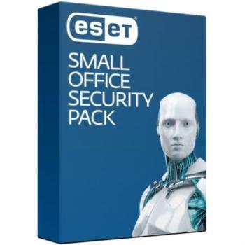 Licencia Antivirus Eset Small Office Security Pack 5 Licencias Caja