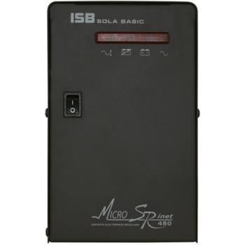 NOBREAK SOLA BASIC MICRO SR INET, XRN-21-481 480VA/300W, 8 CONTACTOS