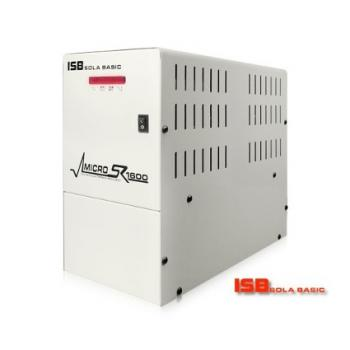 NOBREAK SOLA BASIC MICRO SR, XR-21-162 1600VA/1000W, 6 CONTACTOS