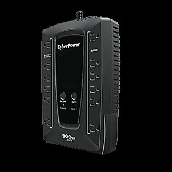 UPS/NO BREAK CYBERPOWER AVRG900U 900VA/480W AVR/COMPACTO/12NEMA