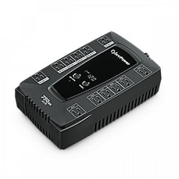 UPS/NO BREAK CYBERPOWER AVRG750LCD 750VA/450W LCD/AVR/12 NEMA