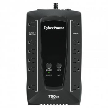 UPS/NO BREAK CYBERPOWER AVRG750U 750VA/450W AVR/COMPACTO/12NEMA