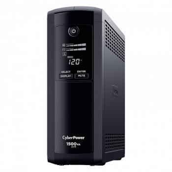 UPS/NO BREAK CYBERPOWER CP1500AVRLCDa 1500VA/900W LCD/AVR/ 12NEMA