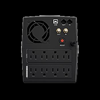 UPS/NO BREAK CYBERPOWER OM1500ATLCD 1500VA/900W LCD/AVR/6 NEMA