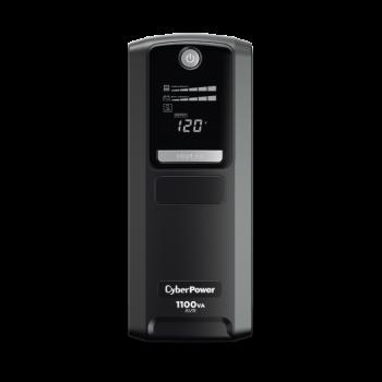 UPS/NO BREAK CYBERPOWER LX1100G 1100VA/600W LCD/AVR/10NEM/ USB/SERIAL