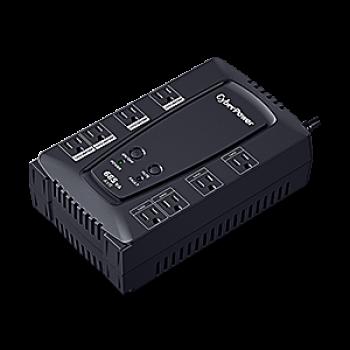 UPS/NO BREAK CYBERPOWER CP685AVRG 685VA/390W AVR/COMPACTO/ 8NEMA