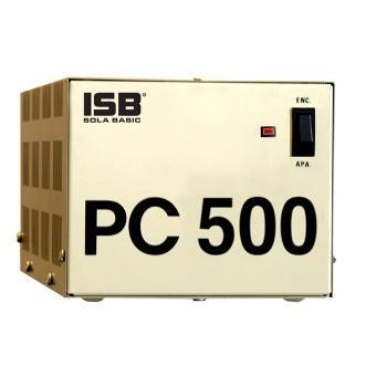 REGULADOR SOLA BASIC PC 500 FERRORESONANTE 500VA/500W 4 CONTACTOS