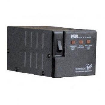 REGULADOR SOLA BASIC MICROVOLT INET DN-21-202, 2000VA/1800W, 4 CONTACT