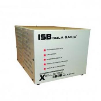 REGULADOR SOLA BASIC XELLENCE 3000, MONOFASICO, XL-13-230, 3000VA