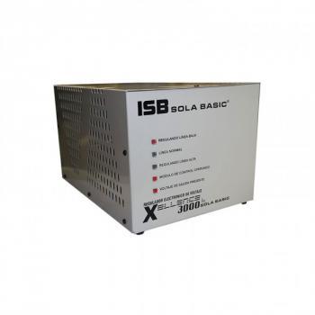 REGULADOR SOLA BASIC XELLENCE XL-13-220 , 2000VA/1800W MONOFASICO
