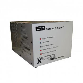 REGULADOR SOLA BASIC XELLENCE XL-22-220 2000VA/1800W BIFASICO