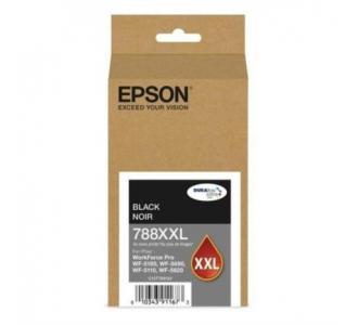 Tinta Epson 788XXL Capacidad Extra Alta WF-5190/WF-5690 Color Negro