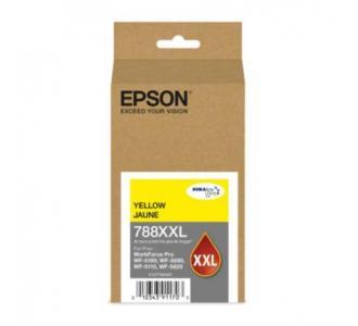 Tinta Epson 788XXL Capacidad Extra Alta WF-5190/WF-5690 Color Amarillo